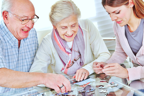Trusted Care for the Elderly